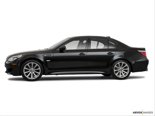2010 Bmw M5 Interior. 2010 BMW M5 4-door Sedan