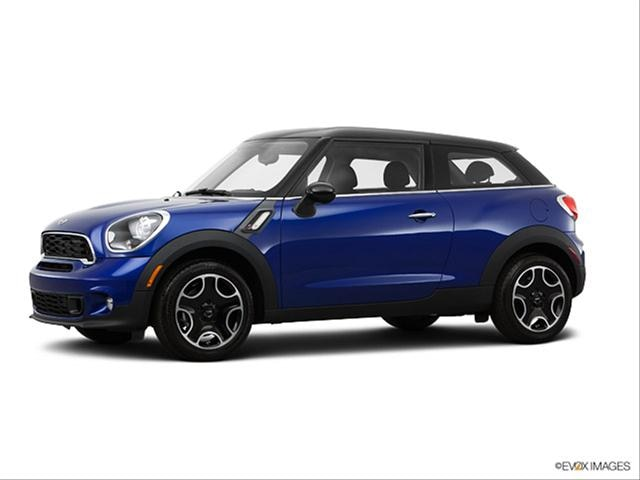 Photos and Videos: 2014 MINI Cooper Paceman Crossover 360 Views