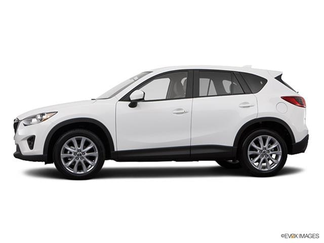 Photos and Videos: 2015 Mazda CX-5 Crossover 360 Views