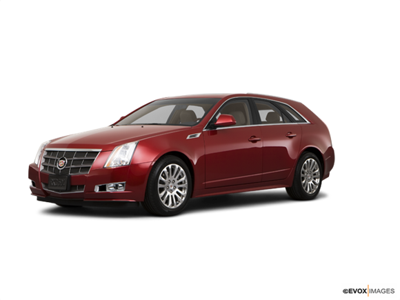 2010 Cadillac CTS 3.6 Sport