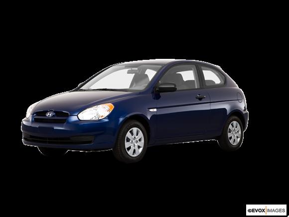 2011 Hyundai Accent Blue. 2010 Hyundai Accent Blue