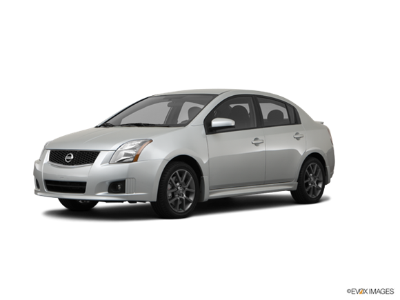 2012 Nissan Sentra SE-R Spec V  Photo