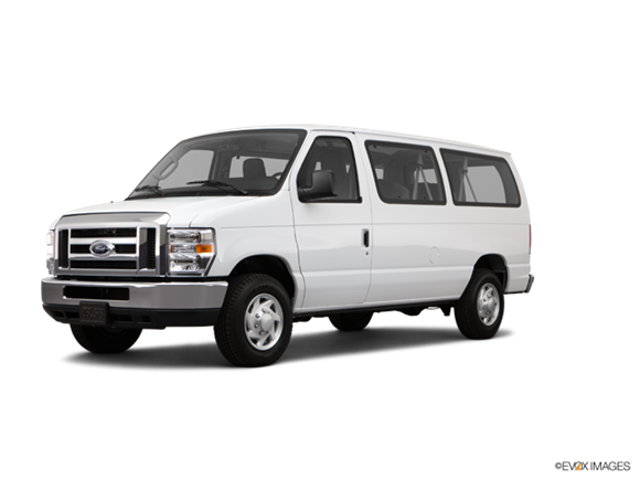 2012 Ford E350 Super Duty Passenger XLT  Photo