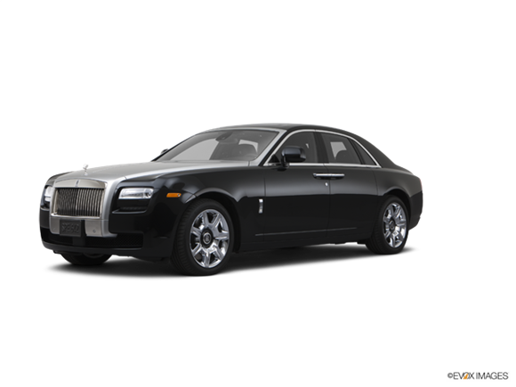2012 Rolls-Royce Ghost  Photo