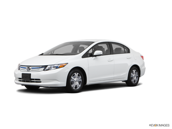 2012 Honda Civic Hybrid  Photo