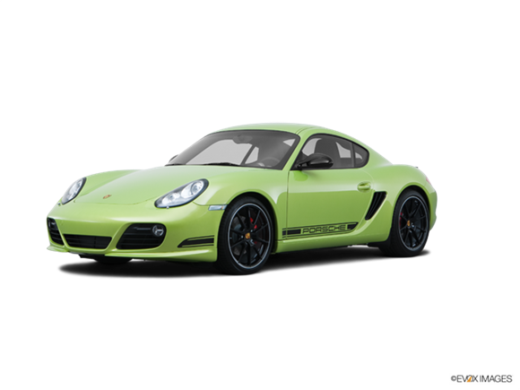2012 Porsche Cayman R  Photo