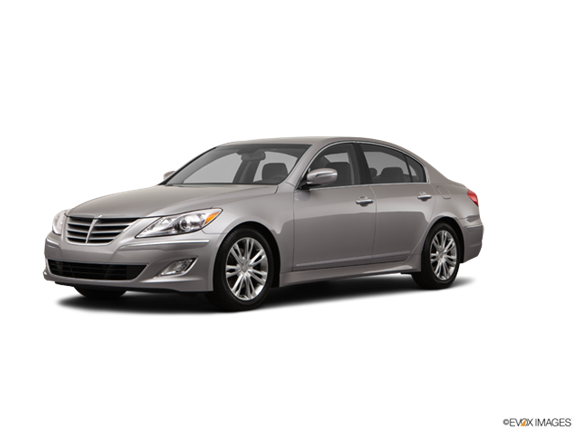 2012 Hyundai Genesis 3.8  Photo
