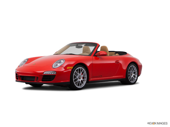 2012 Porsche 911 Carrera 4S Cabriolet Photo