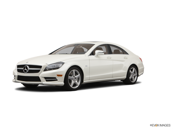 2012 Mercedes-Benz CLS-Class CLS550 4MATIC Photo