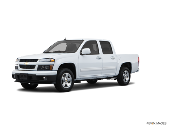 2012 Chevrolet Colorado Crew Cab LT  Photo