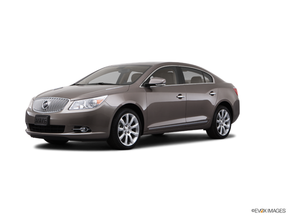 2012 Buick LaCrosse Touring Photo