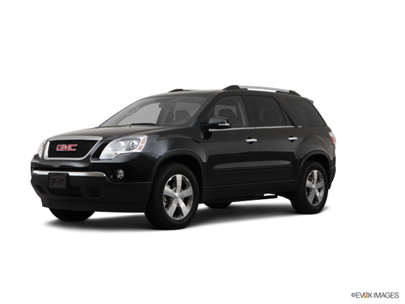 2012 GMC Acadia SLT  Photo