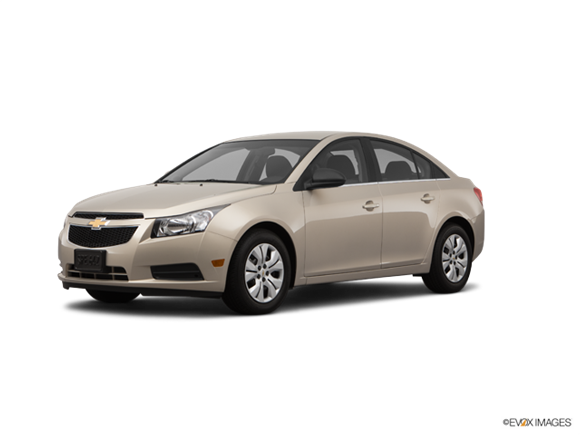 2012 Chevrolet Cruze LS  Photo