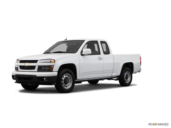 2012 Chevrolet Colorado Extended Cab LT  Photo