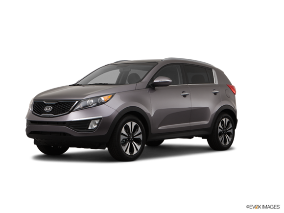2012 Kia Sportage SX  Photo