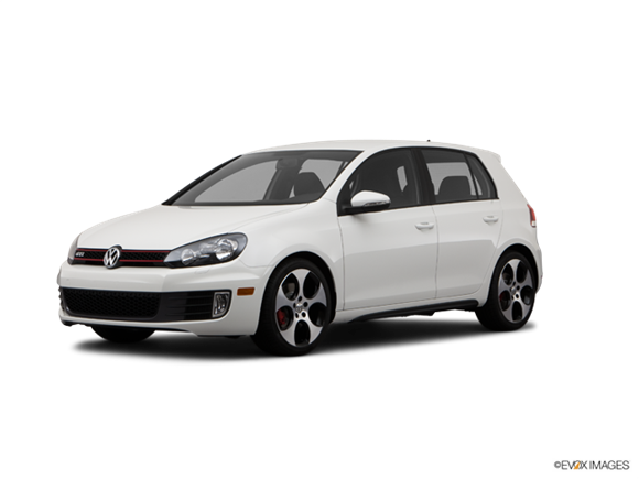 2012 Volkswagen GTI 2.0T  Photo