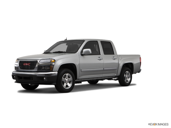 2012 GMC Canyon Crew Cab SLE  Photo