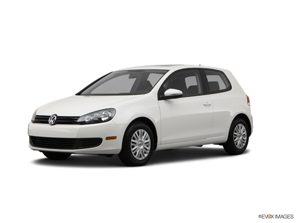 2012 Volkswagen Golf 2.5L  Photo