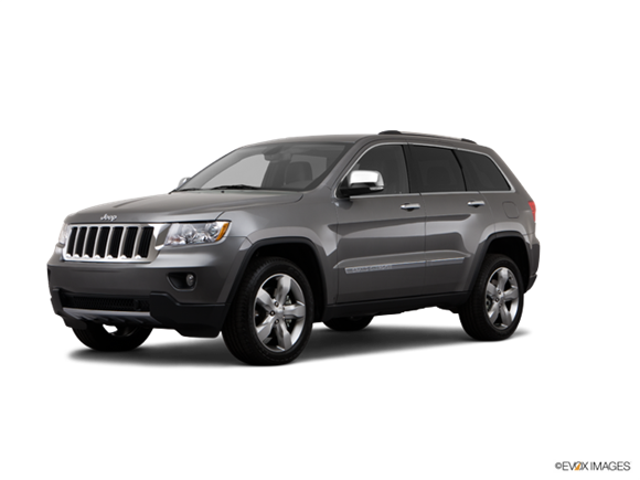 2013 Jeep Grand Cherokee SRT8  Photo