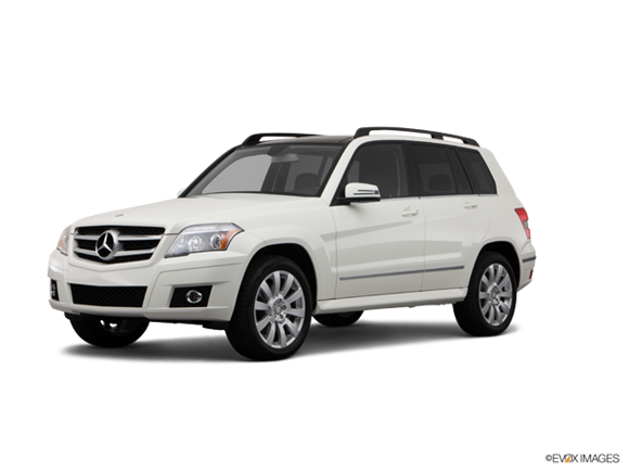 2012 Mercedes-Benz GLK-Class GLK350 4MATIC Photo
