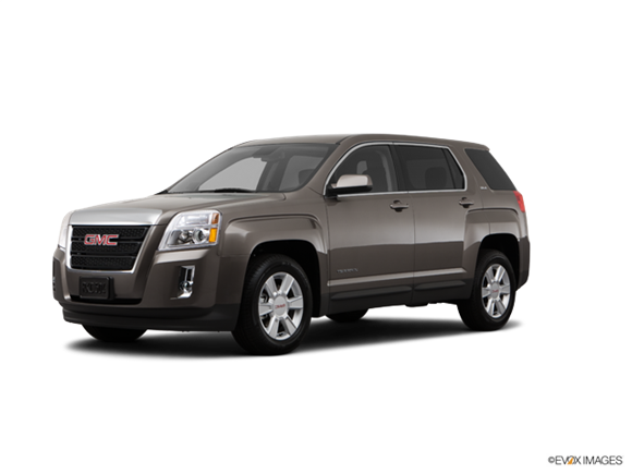 2012 GMC Terrain SLE  Photo