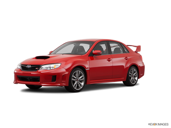 2012 Subaru Impreza WRX STI  Photo