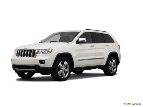 2012 Jeep Grand Cherokee Overland  Photo