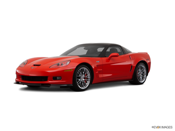 2012 Chevrolet Corvette ZR1  Photo
