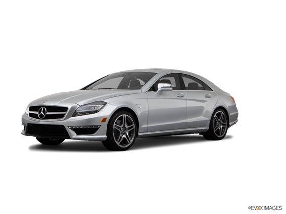 2012 Mercedes-Benz CLS-Class CLS63 AMG  Photo