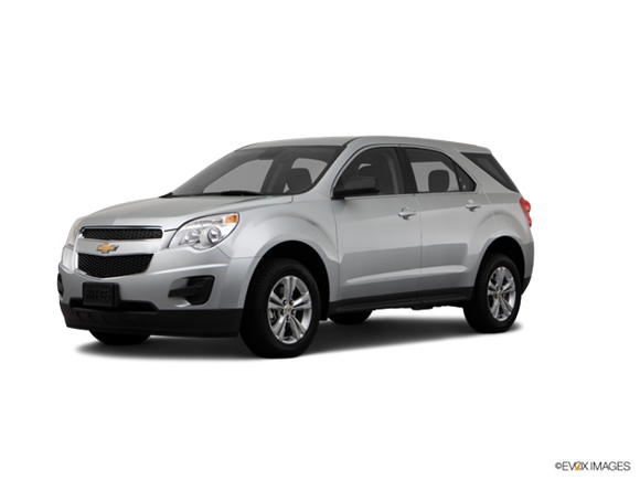 2012 Chevrolet Equinox LS  Photo