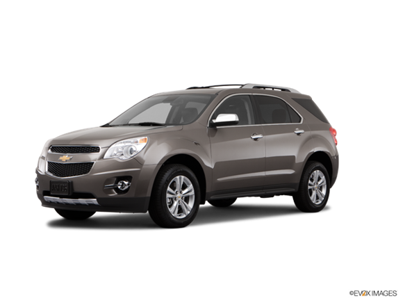 2012 Chevrolet Equinox LTZ  Photo