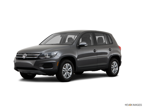 2012 Volkswagen Tiguan 2.0T LE  Photo