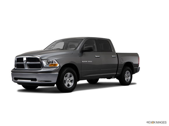 2012 Ram 1500 Crew Cab Tradesman  Photo