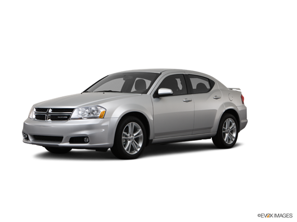 2012 Dodge Avenger SXT Plus  Photo