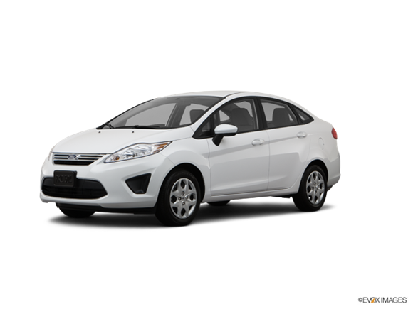 2012 Ford Fiesta SE  Photo