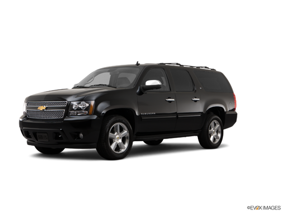 2012 Chevrolet Suburban 2500 LT  Photo