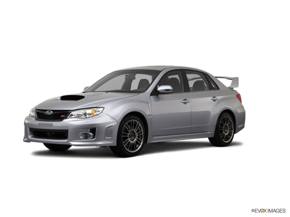 2012 Subaru Impreza WRX STI Limited  Photo