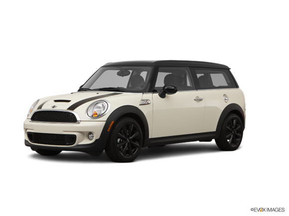 2012 MINI Cooper Clubman S  Photo