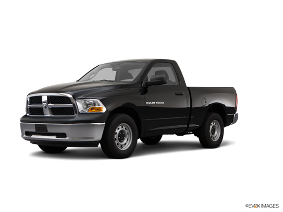 2012 Ram 1500 Regular Cab Tradesman Heavy Duty  Photo
