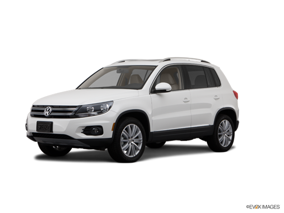 2012 Volkswagen Tiguan 2.0T SE 4Motion Photo