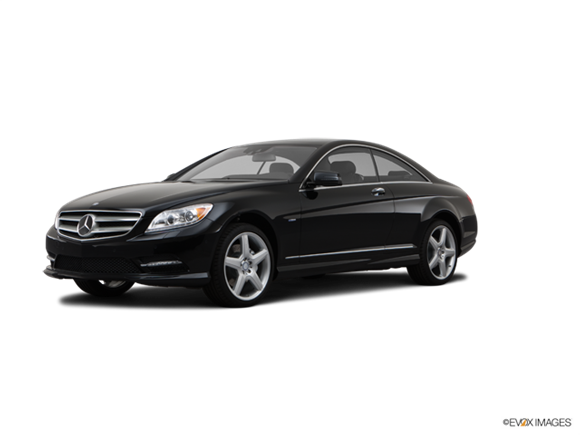 2012 Mercedes-Benz CL-Class CL65 AMG  Photo