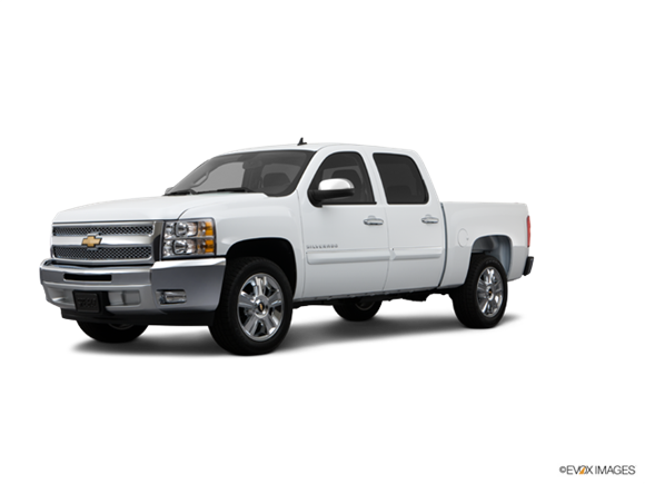 2012 Chevrolet Silverado 1500 Crew Cab XFE  Photo