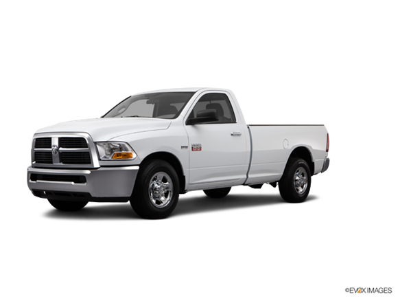 2012 Ram 2500 Regular Cab Outdoorsman  Photo
