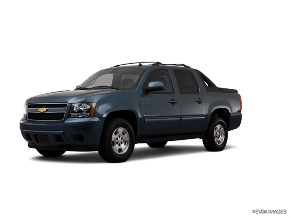 2012 Chevrolet Avalanche LTZ  Photo