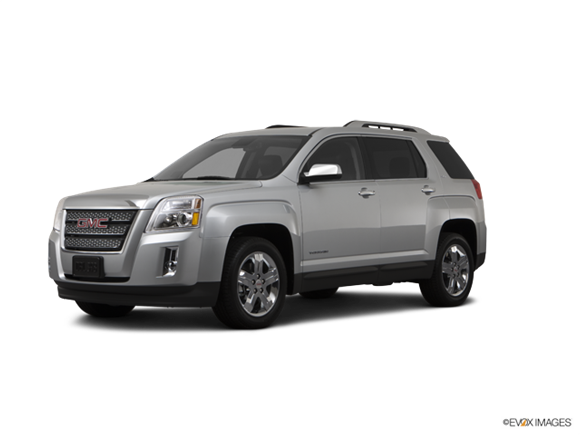 2012 GMC Terrain SLT  Photo