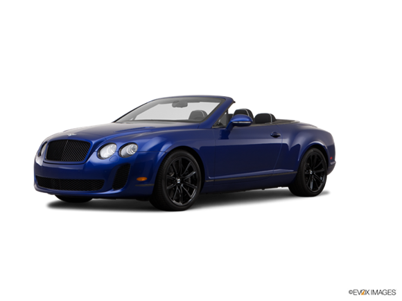 2012 Bentley Continental Supersports  Photo