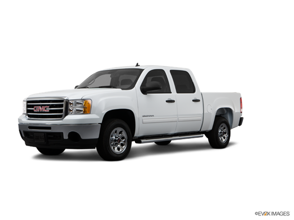 2012 GMC Sierra 1500 Crew Cab SLE  Photo