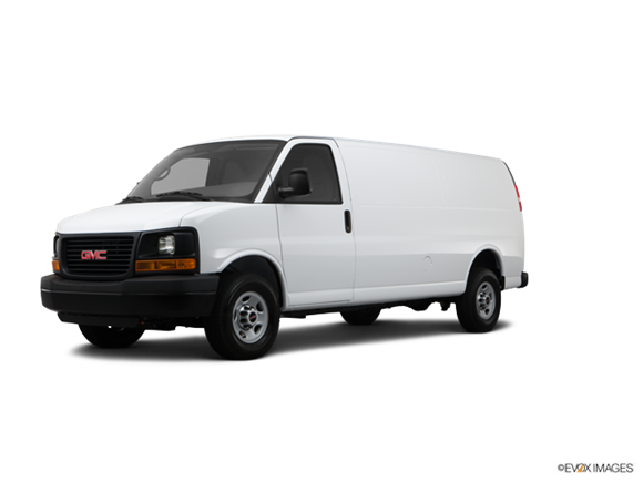 2012 GMC Savana 3500 Cargo Diesel Extended Photo