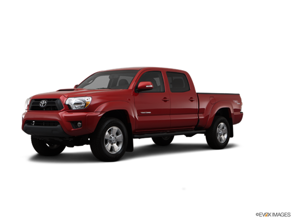 2012 Toyota Tacoma Double Cab PreRunner  Photo