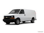 2012 Chevrolet Express 2500 Cargo Diesel Regular Van